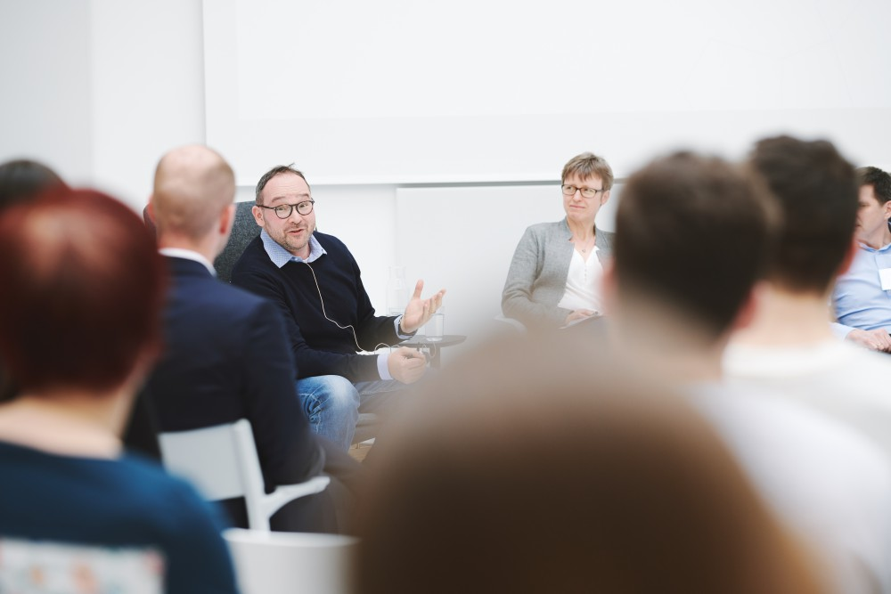 Life Science Factory – Panel-Diskussion